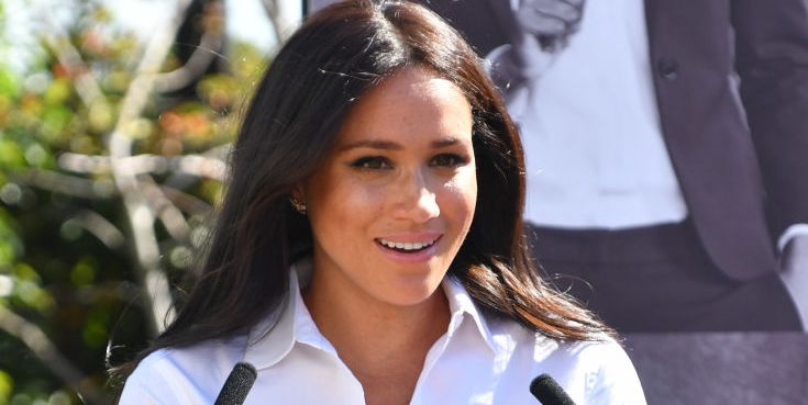 Meghan Markle's First Official Engagement Since Stepping Down As A Senior Royal Has Been Confirmed