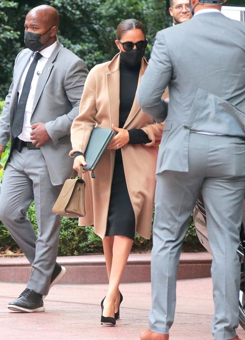 meghan markle at the un