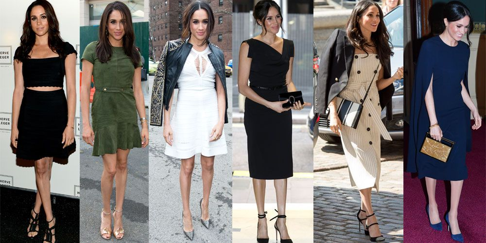 Meghan Markle Style Transformation