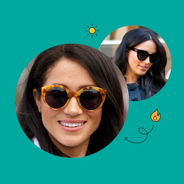 where to shop meghan markle sunglasses