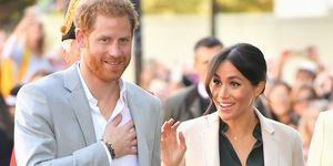 Meghan Markle and Prince Harry arrived in Sussex