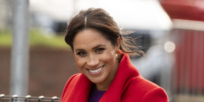 Duchess of Sussex visits Birkenhead