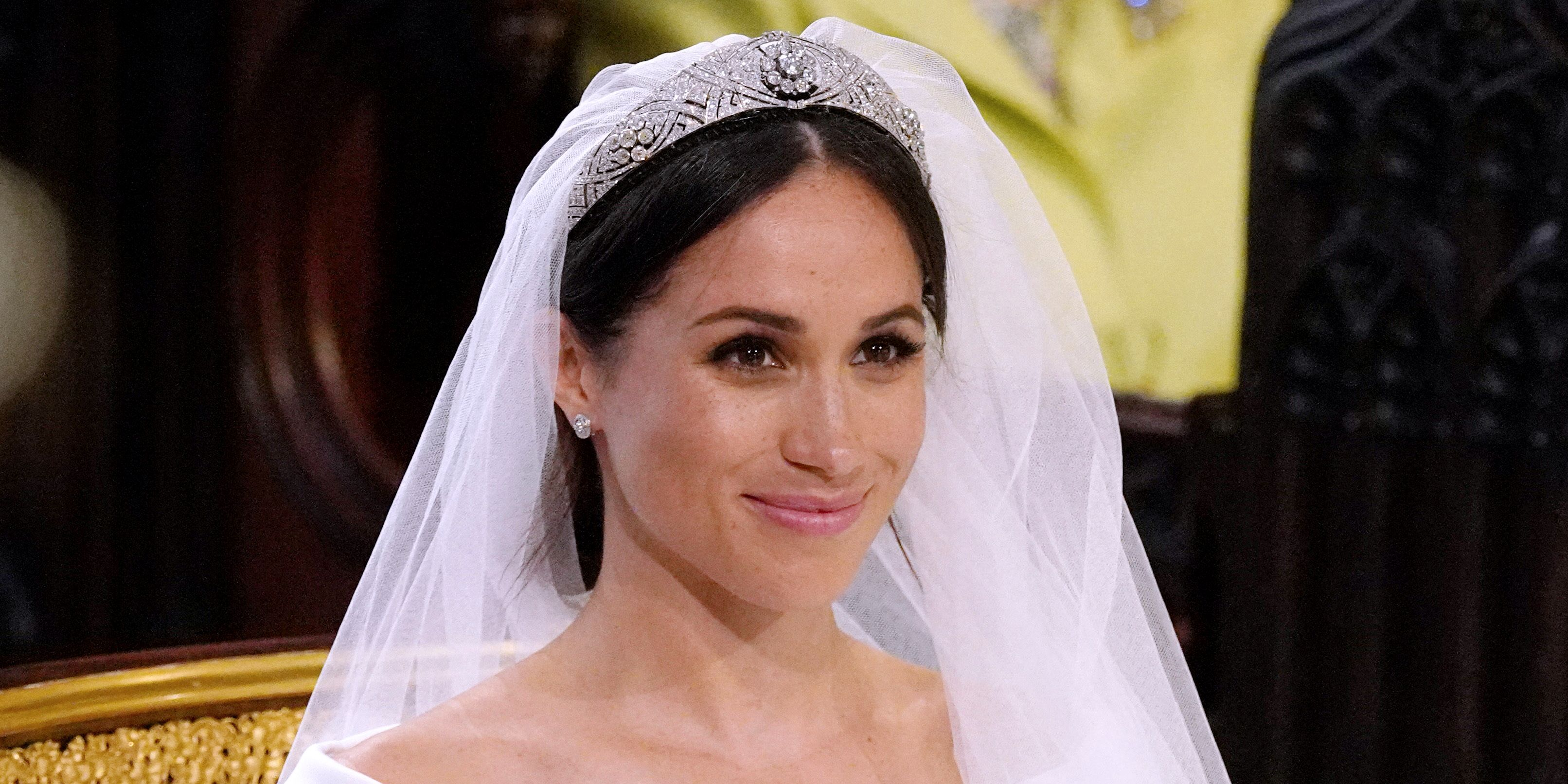 royal wedding 2018 Meghan Markle tiara
