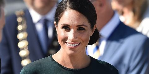 Meghan Markle Didn't Actually Fly Out to Toronto This Weekend