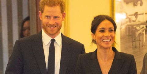 Here's where to buy a Meghan Markle inspired tux dress on the high street