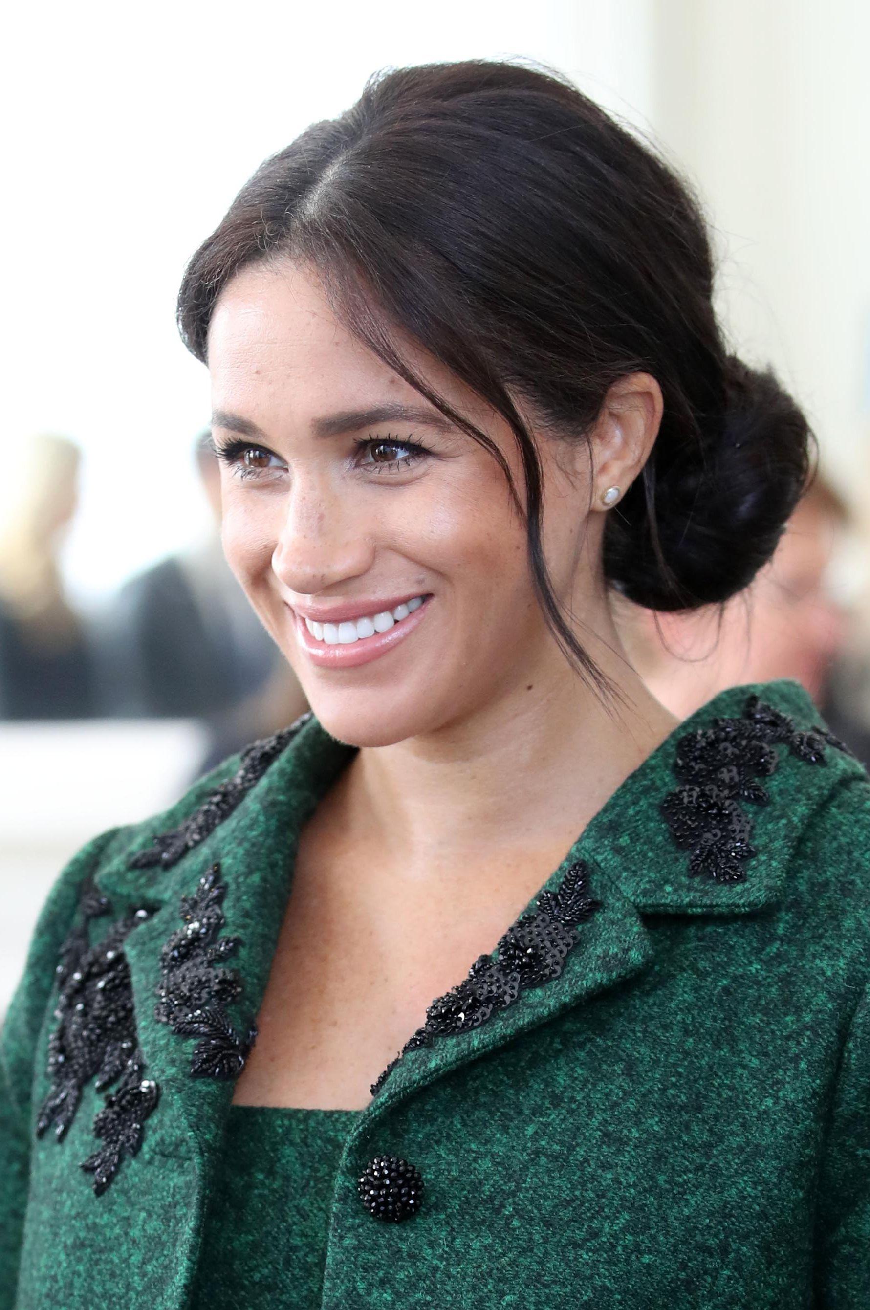 Meghan Markle - Best Updos for Long Hair