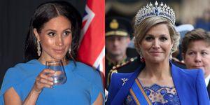 Meghan Markle versus Koningin Maxima