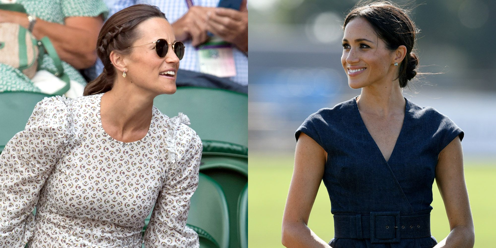 Meghan Markle versus Pippa Middleton, jcrew clutch