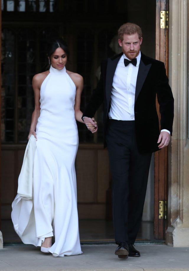 hemos encontrado un clon 'low cost' del segundo vestido de novia de