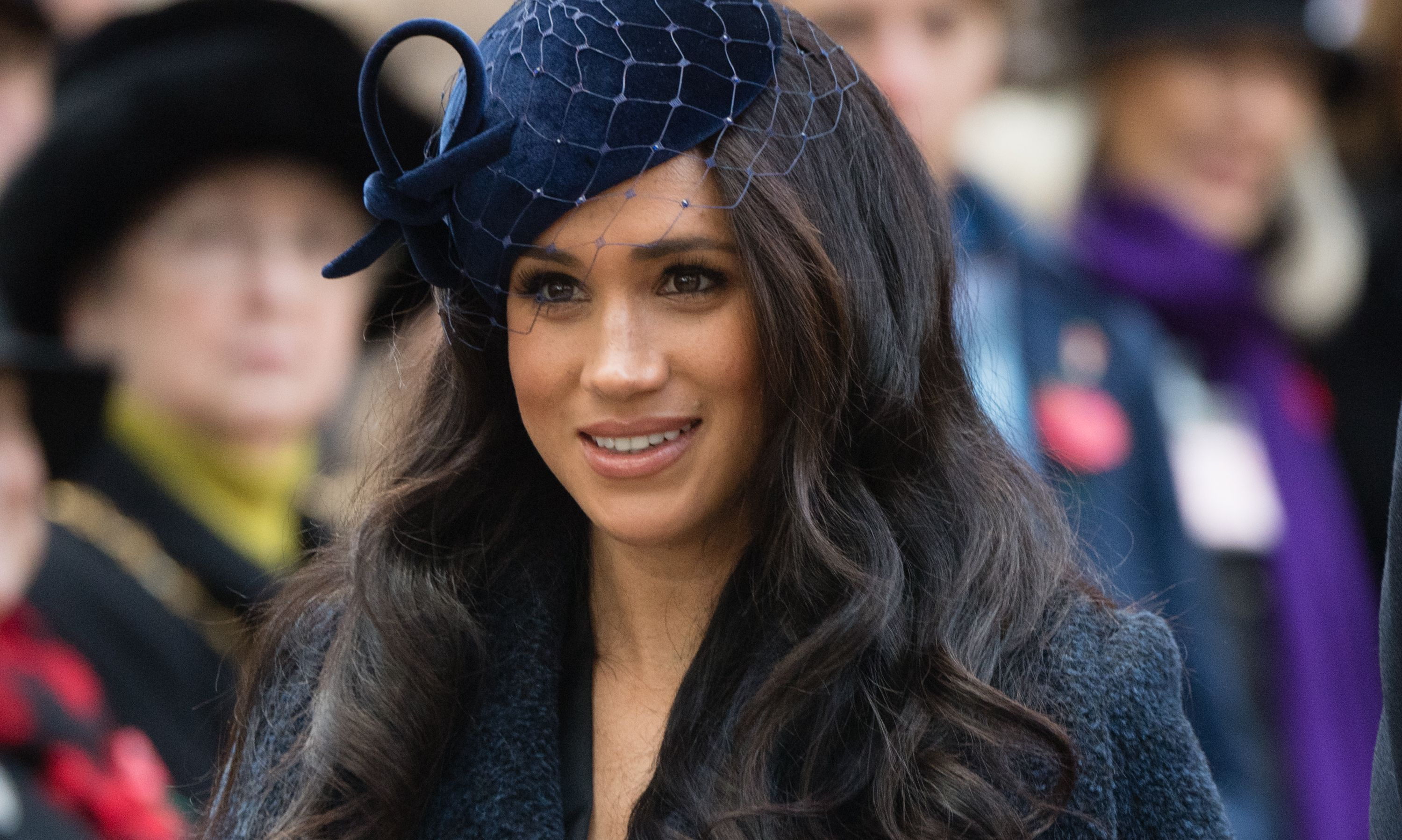 Meghan Markle just shared a throwback photo from before she was a royal