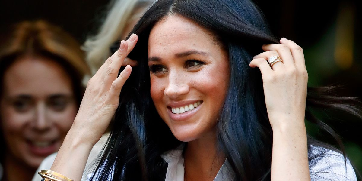 Meghan Markle's hairdresser on what it's like working with her