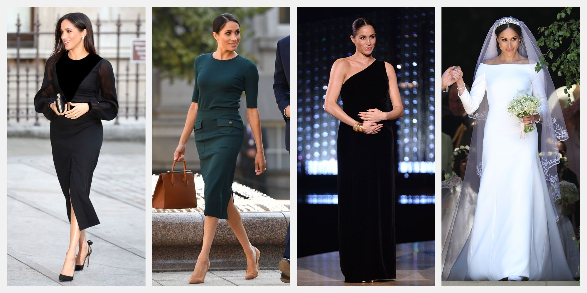 15+ Times Meghan Markle Wore Givenchy
