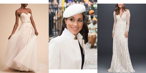 Vote On What You Want Meghan Markle S Wedding Dress To Look Like Royal 2018