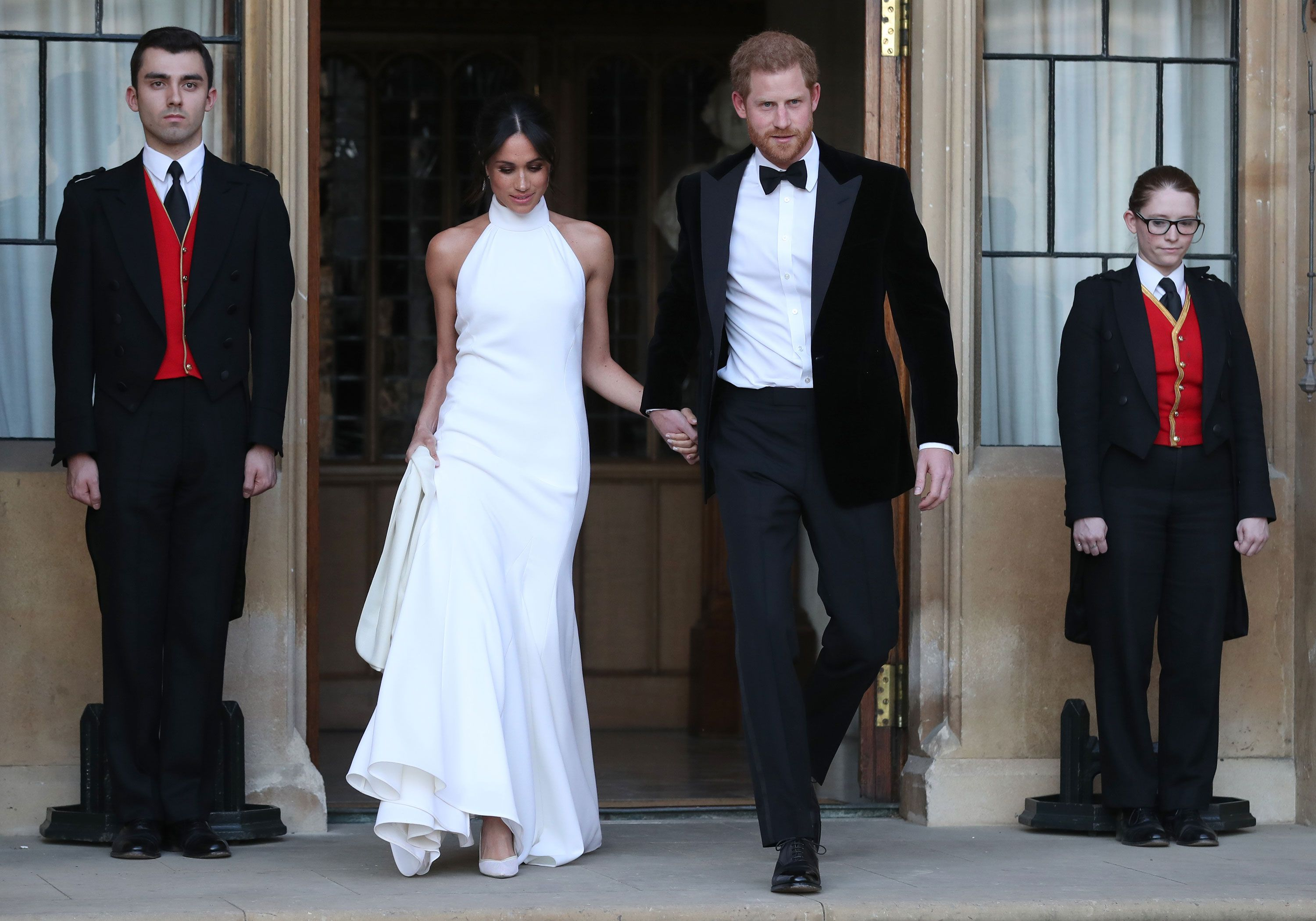 6204b47c9b You can now buy the Duchess of Sussex's Stella McCartney wedding dress  online