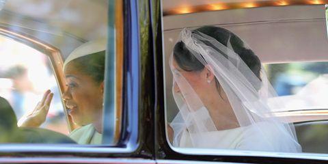 Royal wedding: Meghan Markle's wedding hairtyle