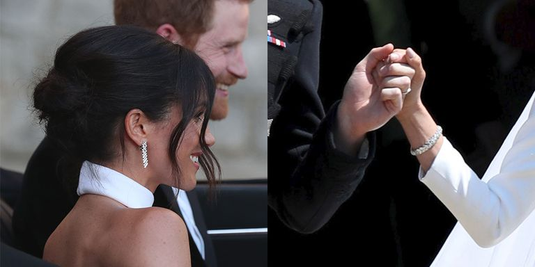 meghan markle�s jewelry style the duchess of sussexs