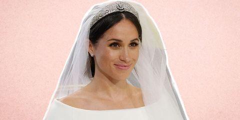 11ccfdb290a Meghan Markle's Wedding Makeup - Details and Break Down