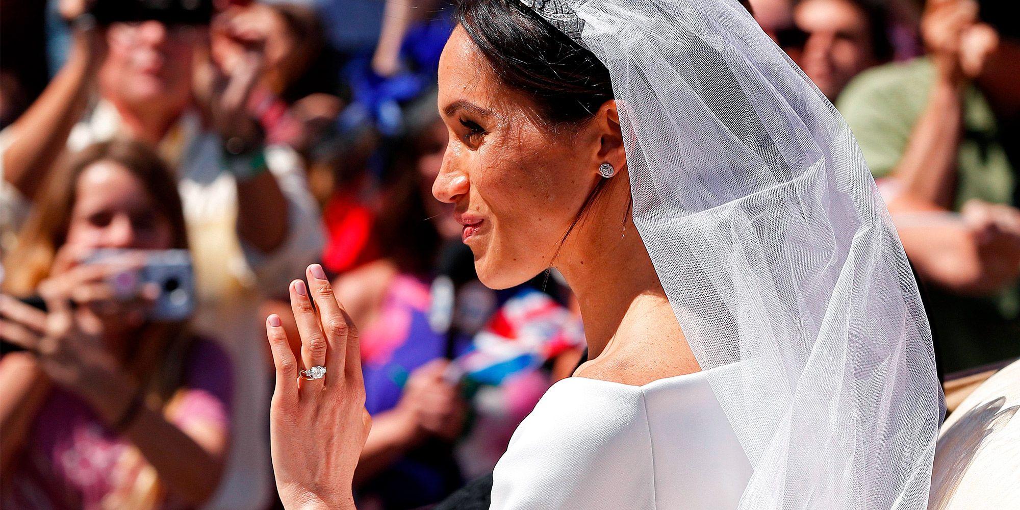 This Is Meghan Markle\'s Wedding Nail Polish - Meghan Markle Royal ...