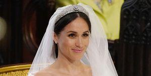 Meghan Markle's royal wedding tiara