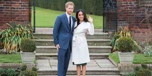 Meghan Markle's white coat