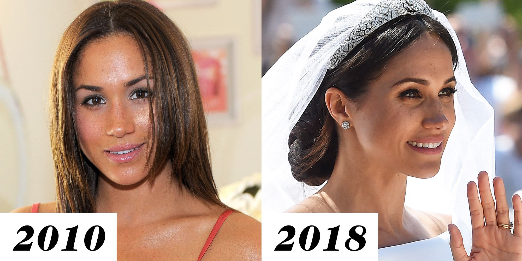 How Meghan Markles Royal Wedding Makeup Was Different From Kate Middletons