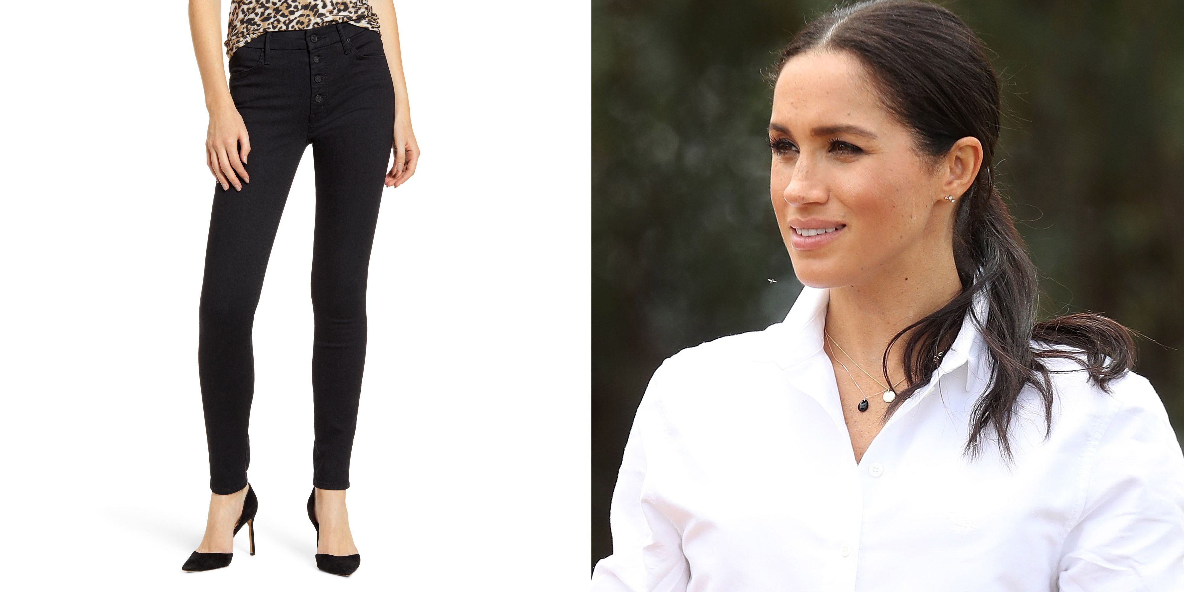 Meghan Markle's Favorite Mother Jeans Are 30 Percent Off at Nordstrom's Anniversary Sale