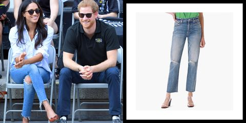 meghan markle mother jeans sale