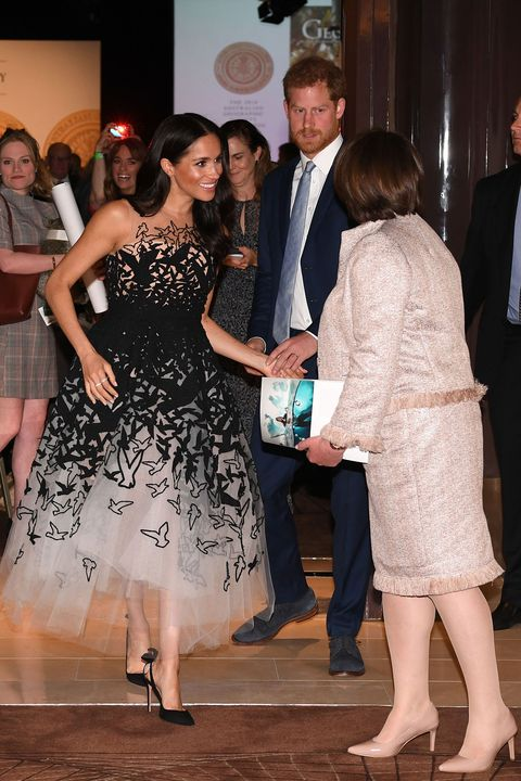 The Duchess Of Sussex Brings Hollywood Glamour To Sydney In Oscar