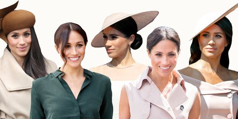 080285e91a5 The Total Cost of Meghan Markle s Royal Wardrobe Is Close To £1 Million And  It Makes Our Eyes Water