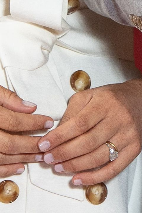 Meghan Markle wedding ring update
