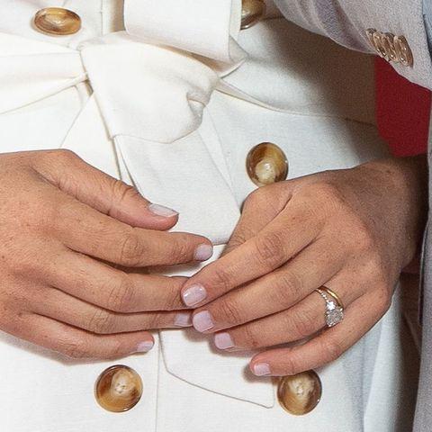 Meghan Markle wedding ring update