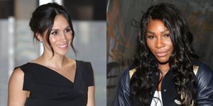 Meghan Markle, Serena Williams, polo