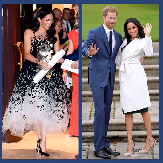 09727bc38f313 Meghan Markle's Favorite Shoes - 8 Shoe Brands That the Duchess of ...