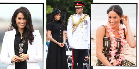 Meghan Markle s Royal Tour Style  The Best Looks From Australia 9df3a0183