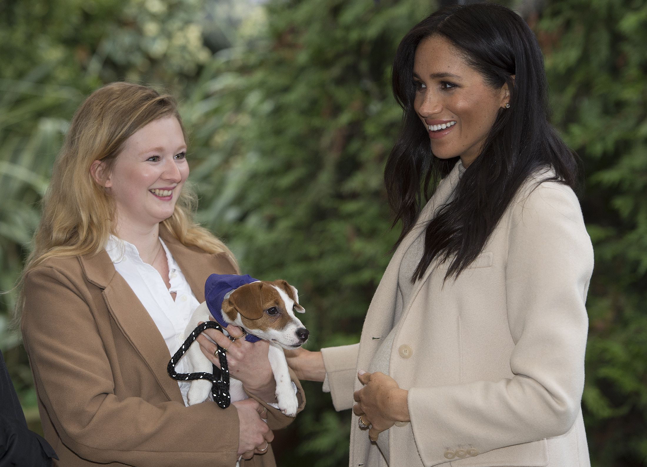 """The Duchess of Sussex calls 2020 a year of """"community and connection"""" in a new essay"""