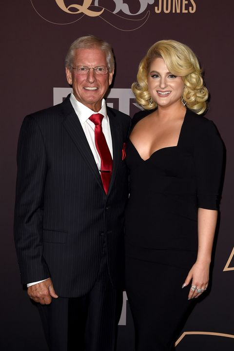 meghan trainor and her dad