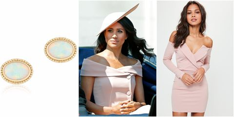 Meghan Markle at Trooping the colour