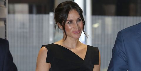 Meghan at a women's empowerment function