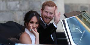 meghan markle jurk royal wedding stella mccartney