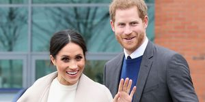 Meghan Markle and Prince Harry official visit