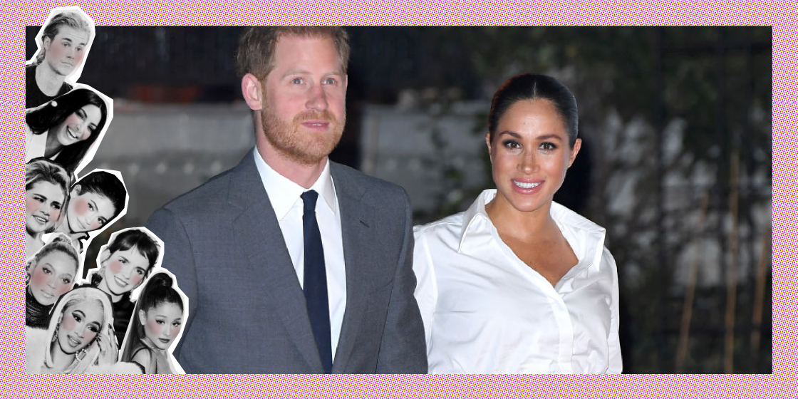 Meghan Markle & Prins Harry