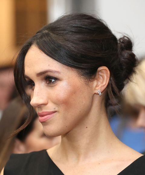 Meghan Markle Wedding Earrings