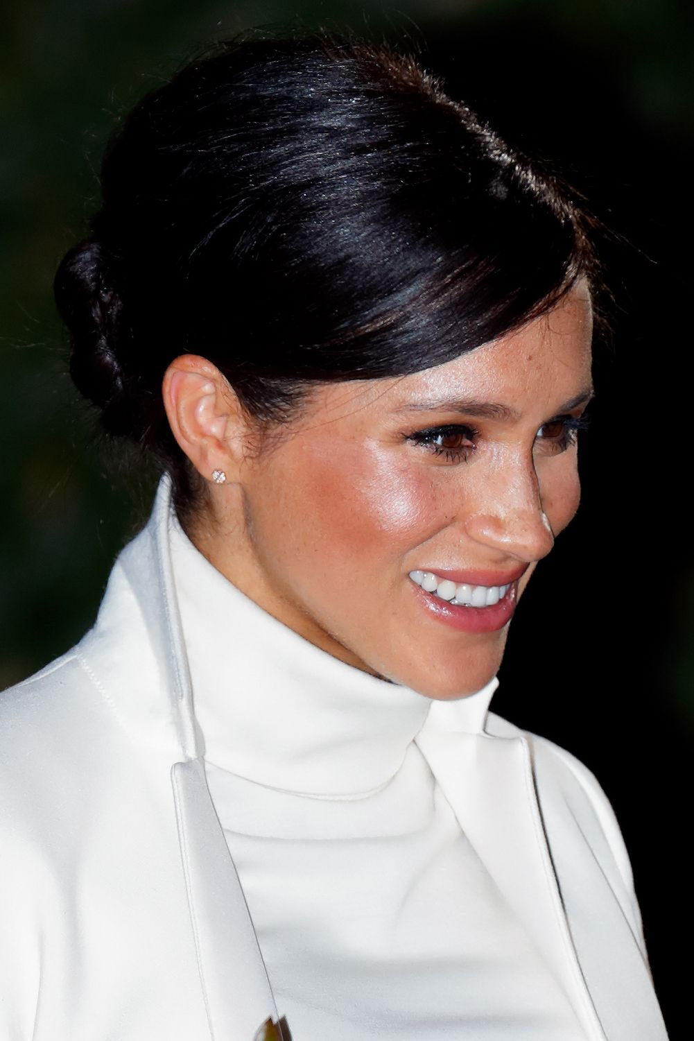 Meghan Markle Gala Makeup And Hair