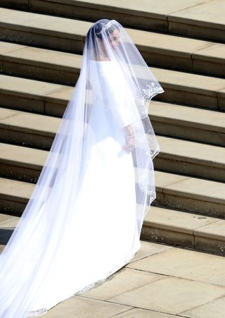 Clare Waight Keller\'s Sketches of Meghan Markle\'s Wedding Dress ...