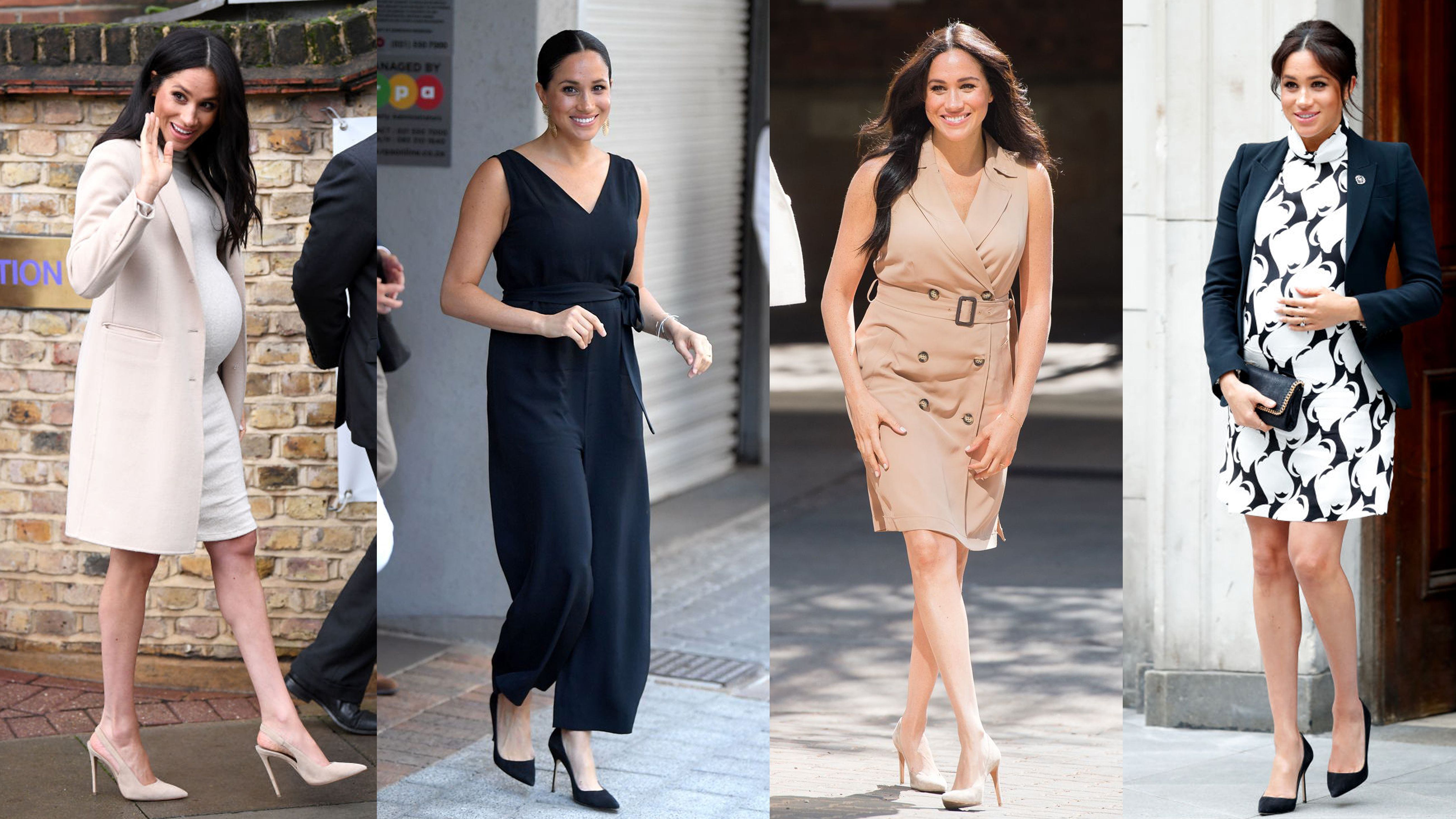 10 of the Duchess of Sussex's favourite high street brands
