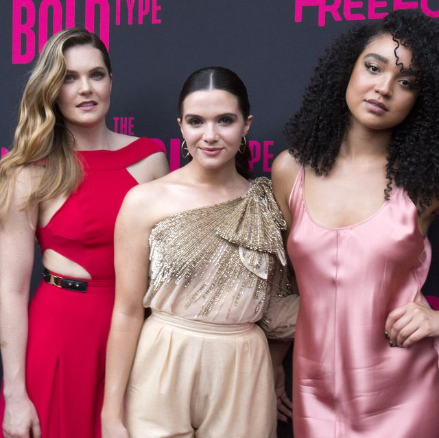 """""""the bold type"""" new york premiere"""
