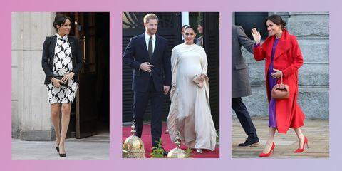 fe20621dca5 Meghan Markle s maternity wardrobe has cost nearly half a million so ...