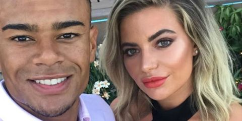 love island 2018 megan and wes are now officially living together