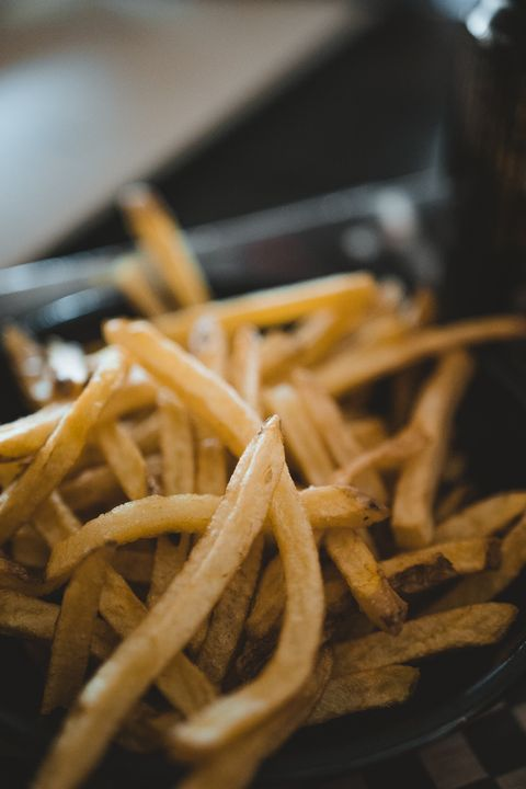 Food, Junk food, Dish, Cuisine, Fried food, Fast food, Side dish, French fries, Bigoli, Ingredient,