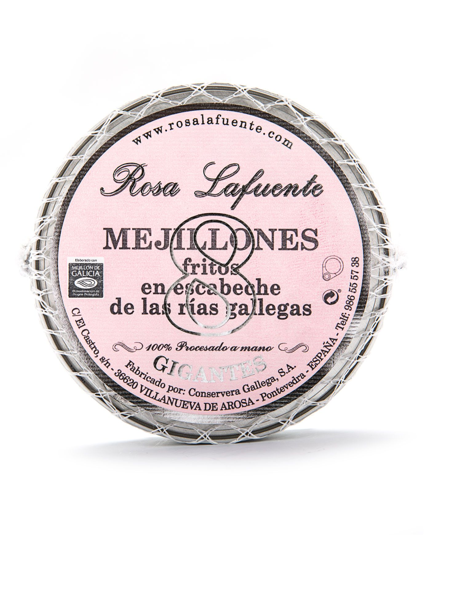 Mejillones Rosa Lafuente